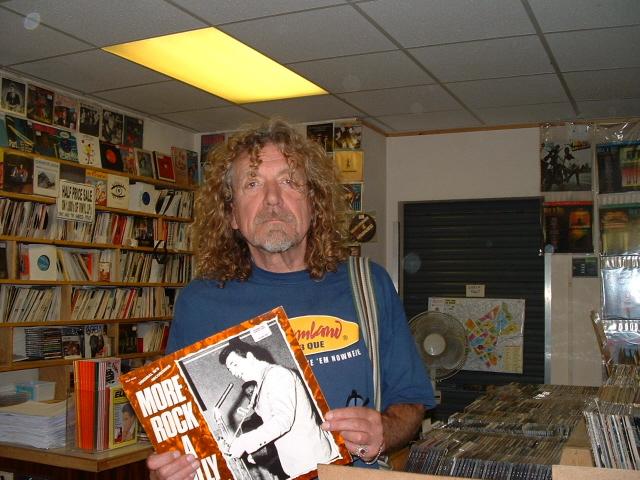 Reddingtons Rare Records Visiting Celebs